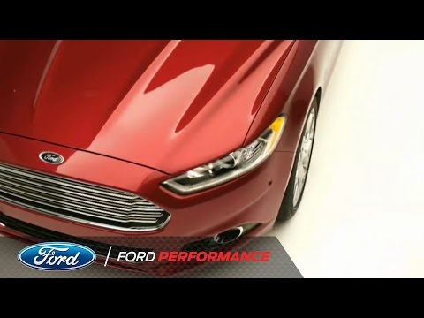 Molding A Winner: The Stamping Process of the 2013 NASCAR Ford Fusion