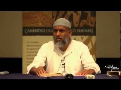 The Real Problem of Human Beings   Dr Mohammad Akram Nadwi   Juz  Amma   The Core of The Qur an