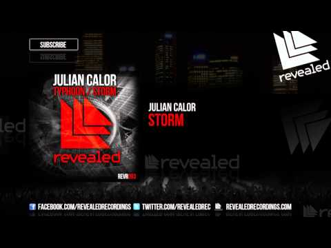 Julian Calor - Storm [OUT NOW!]