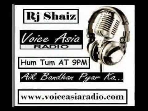 Ajab Khamosh Larki Hai (Best & Awesome Urdu Poetry)Voice Asia Radio's Show Hum Tum By Rj Shaiz