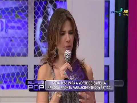 Programa SuperPop 01/10/09 - Caso Isabella Oliveira Nardoni - Parte 1