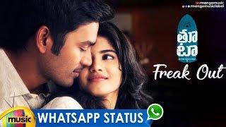 Freak Out WhatsApp Status Video | DHANUSH THOOTA Movie Songs | DHANUSH | Megha Akash | Mango Music - MANGOMUSIC