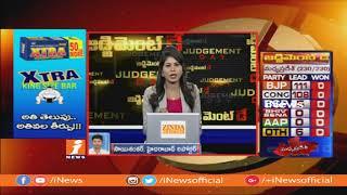 కమలం పార్టీ కకావికలం, రెండు స్థానాలకే పరిమితమైన బీజేపీ | BJP Leading 2 Seats in Telangana | iNews - INEWS