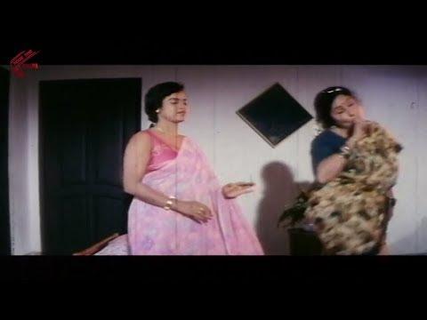 Disco Shanthi Fooling Babu Mohan Hilarious Comedy Scene || Muddai Muddugumma Movie