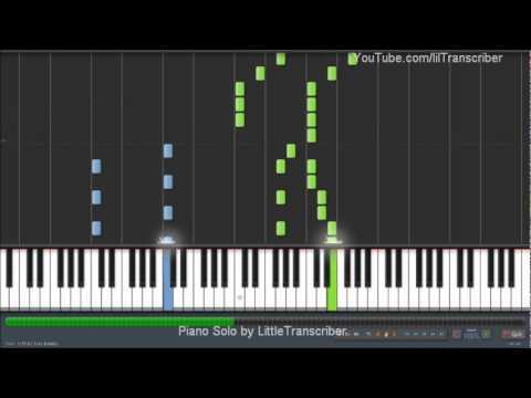 Kelly Clarkson - Stronger (What Doesn't Kill You) Piano Cover - LittleTranscriber