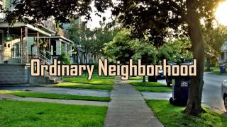 Royalty Free :Ordinary Neighborhood