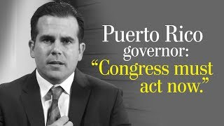 Opinion | Puerto Rico governor to Congress: Don't be hypocritical. Take action now. - WASHINGTONPOST