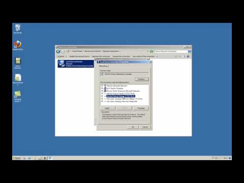 Creating a Domain Controller on Windows Server 2008 R2