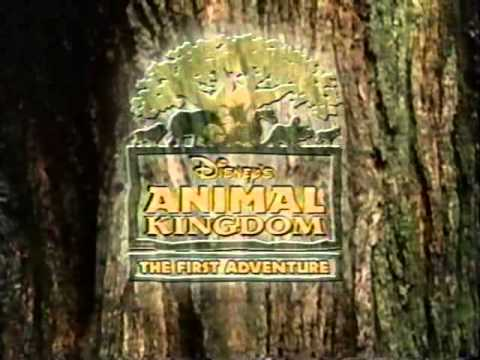 Animal Kingdom : The First Adventure