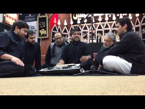 Aun Ali Naqvi - Chicago Shab-e-gham 2013 (2 of 2)