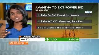 Countdown: Adani Buys Avantha's 600 Mw Plant - BLOOMBERGUTV
