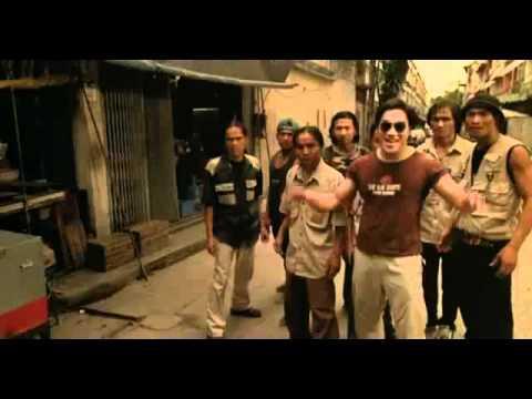 Ong Bak free running (Tony Jaa)