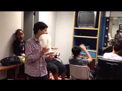 TALENTOS KIDS THE VOICE BRASIL