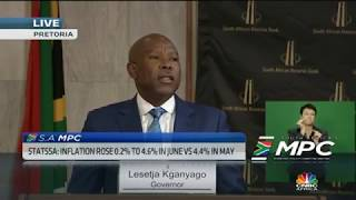 SA Reserve Bank keeps repo rate unchanged at 6.5% ( Full speech) - ABNDIGITAL