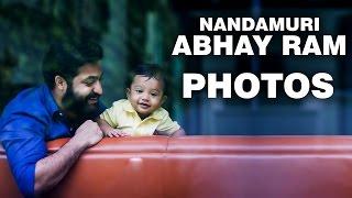 NTR Son Abhay Ram Exclusive Photos | #WelcomeAbhay | #HappyBirthdayNTR - TELUGUFILMNAGAR