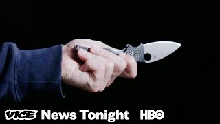 War On Knives & Protesting Trump's Wilderness: VICE News Tonight Full Episode (HBO) - VICENEWS