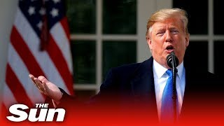 Trump declares national emergency speech (Full) - THESUNNEWSPAPER