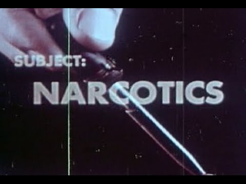 Subject: Narcotics - 1951