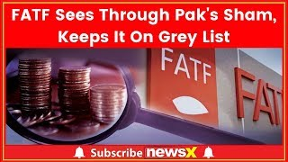 Global pressure mounts on Pak; FATF likely to keep Pakistan in 'grey list' - NEWSXLIVE