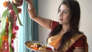 Actress Manjari Fadnis celebrates gudi padwa