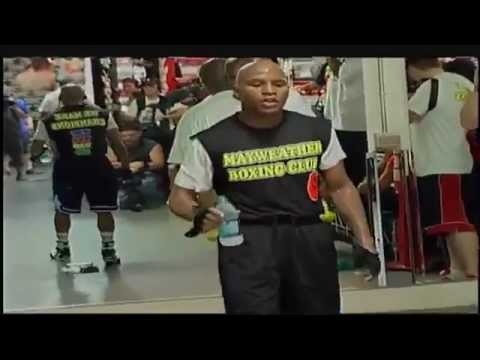Floyd Mayweather Media Training
