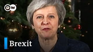 Theresa May weakened by leadership challenge despite surviving no-confidence vote | DW News - DEUTSCHEWELLEENGLISH