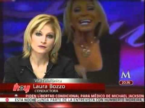 Laura Bozzo ofrece disculpas en MILENIO Televisión por llamar