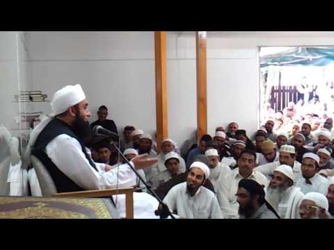 Maulana Tariq Jameel Sb bayan at Masjid e Ayesha, Manurewa, Auckland NZ - 16-12-2012 - Part 1