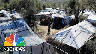 Thousands Moved From 'Inhumane' Camp As Greece Rethinks Asylum-Seeker Policy | NBC News - NBCNEWS