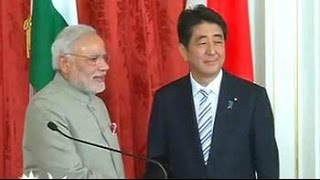 Japan to invest 33 billion dollars in India over next 5 years - NDTVINDIA