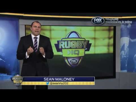 RUGBY HQ - TOP 5 'COAST TO COAST' TRIES OF ALL-TIME