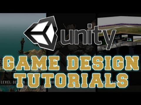 Game Design 101 - Unity Basics/Terrain by LuclinMCWB