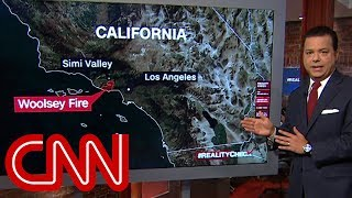 Extinguishing president Trump's California wildfire claim - CNN