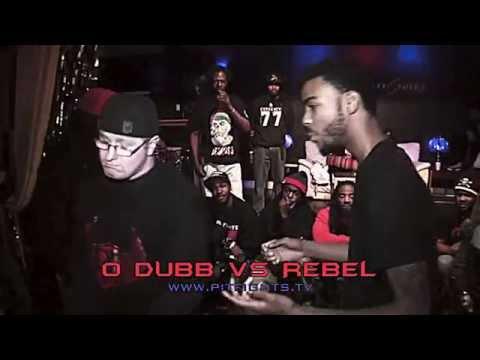 PIT FIGHTS BATTLE LEAGUE: O DUBB VS REBEL: DEATHMAS 3