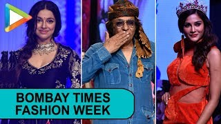 Divya Khosla Kumar, Ranjeet, Shreya Mishra & others at Bombay Times Fashion Week Day 2 - HUNGAMA