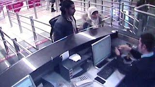 فيديو يظهر المشتبه بها في هجمات باريس ''حياة بومدين'' بتركيا
