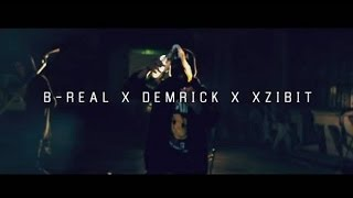 Xzibit, B Real, Demrick - Wanted
