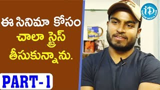 Actors Anurag Konidena & Shweta Avasthi Part #1 | #MalliMalliChusa | Talking Movies With iDream - IDREAMMOVIES