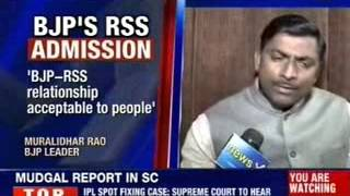 RSS killed Mahatma Gandhi, says Rahul Gandhi - NEWSXLIVE