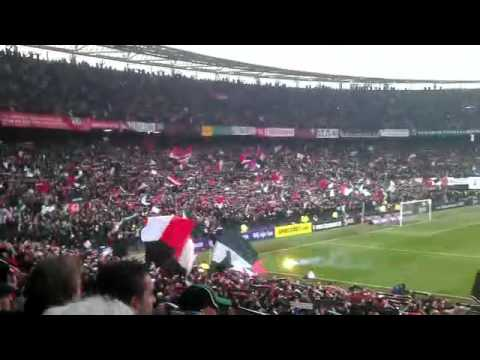 Feyenoord-Ajax 4-2 January 2012