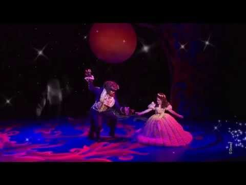 Disney's Beauty and The Beast The Original Broadway Musical Spectacular