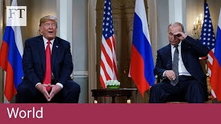 Trump plans to withdraw from nuclear arms treaty with Russia - FINANCIALTIMESVIDEOS