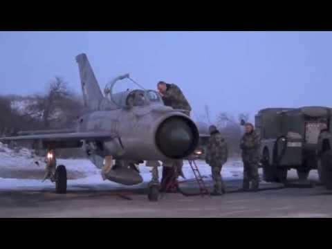 Serbian Air Force New Year