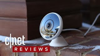 Logitech Circle 2 review: Wired security camera for guarding your home - CNETTV