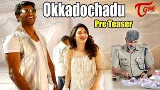 Okkadochadu Pre Teaser Making Video | Vishal, Tamanna, Jagapati Babu - TELUGUONE