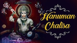 Veer Hanuman Chalisa - Remix - Jai Hanuman Gyan Gun Sagar with English Lyrics - - BHAKTISONGS