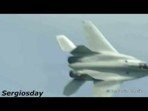 Mig-35, Su-35 and PAK-FA ✭ New Russian Fighters ✭ HD