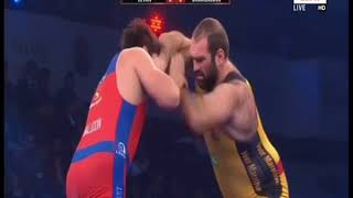 PWL 3 Day 11: Levan Berianidze Vs Jamaladdin Magomedov at Pro Wrestling League 2018 | Highlights - ITVNEWSINDIA
