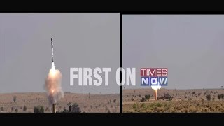 India successfully test-fires supersonic cruise missile BrahMos - TIMESOFINDIACHANNEL