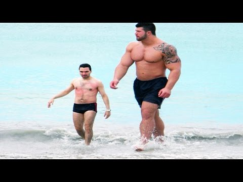 12 Men Who Took Body Building To The Extreme